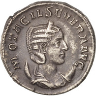 Otacilia Severa, Antoninianus, Rome, TTB+, Billon, RIC:129 - 5. L'Anarchie Militaire (235 à 284)
