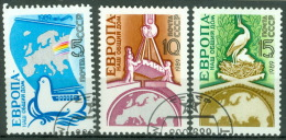 Sowjetunion 5955/57 O Europa - 1923-1991 USSR