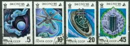 Sowjetunion 5482/85 O EXPO 1985 - 1923-1991 USSR
