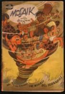 Comics: Mosaik Von Hannes Hegen Nr. 13, Top ! Rare ! - Digedags
