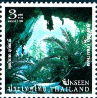 Thailand 2004 Plant . Huppatad. Tourism Unseen (3rd Issue - 13) - Thaïlande