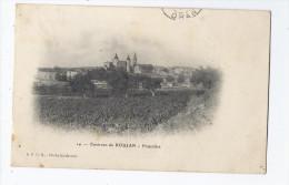 CPA 34 - POUZOLLES - Environs De ROUJAN - Très Jolie Vue Générale Du Village - Altri Comuni