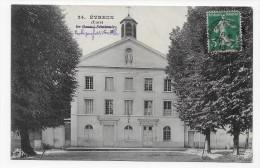 EVREUX EN 1913 - N° 24 - LE GRAND SEMINAIRE - ECOLE PROFESSIONNELLE - BEAU CACHET - CPA VOYAGEE - Evreux