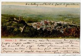 ALLEMAGNE . DEUTSCHLAND . WEINHEIM - Réf. N°14484 - - Weinheim