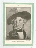 Tableaux , GOYA , Portrait Du Général DUGOMMIER , Phot. Vizzavona , Coll. M. O'Rossen , Frais Fr : 1.75€ - Non Classés