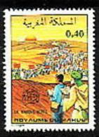 MAROC-1975.N° 745** LA MARCHE VERTE - Marocco (1956-...)
