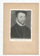 Tableaux , école Française , XVI E Siècle , Portrait De LOUIS DE SAINT GELAIS  , Frais Fr : 1.55€ - Non Classés
