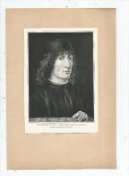 Tableaux , ANTONIO POLLAIULO , Portrait D'un Orfèvre Florentin  , Frais Fr : 1.55€ - Non Classés