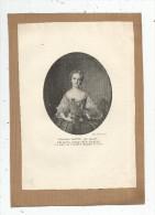 Tableaux , MADAME LOUISE , Par NATTIER  , Frais Fr : 1.55€ - Altre Collezioni