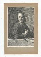 Tableaux , ANTONIUS VITRE  , Frais Fr : 1.55€ - Non Classés