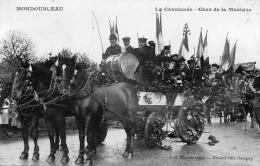 41 LOIR ET CHER - MONDOUBLEAU La Cavalcade, Char De La Musique (voir Descriptif) - Frankreich