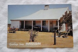 Australia Manduran Halls Head Cottage      A 85 - Australie