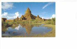 Myanmar Burma Dhamma Ya Za Bagan Temple Construit Par Le Roi Sithu (1174-1211) - Myanmar (Burma)