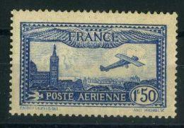 FRANCE ( AERIEN ) : Y&T N°  6  TIMBRE  NEUF  SANS  TRACE  DE  CHARNIERE , A  VOIR .