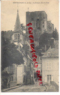 41 - MONTRICHARD - LE DONJON  RUE DU PONT - CAFE - Montrichard