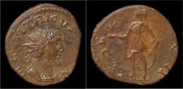 Tetricus I Billon Antoninianus Spes Advancing Left - 5. La Crisis Militar (235 / 284)