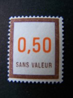 FICTIFS NEUF ** N°F210 SANS CHARNIERE (FICTIF F 210) - Phantom