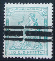 ALLEGORIE DE LA REPUBLIQUE 1873 - OBLITERE - YT 132 - MI 127 - Oblitérés