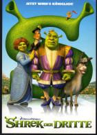 Esel, Donkey / Shrek Der Dritte - PK Nicht Gelaufen - Comicfiguren