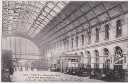 PARIS Xe - Gare De L'Est - Salle Des Pas-Perdus - Crème Simon - Très Bon état - District 10