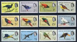 1962 - BRITISH HONDURAS - Catg. Mi. 164/175 -  LH - (T15112015...ESTERN.) - British Honduras (...-1970)