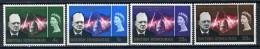 1966 - BRITISH HONDURAS - Catg. Mi. 188/191 -  LH - (T15112015...ESTERN.) - British Honduras (...-1970)