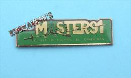 Pin´s Escrime, Masters De Fleuret 1991, Cercle D´escrime De  GRADIGNAN, Fencing , Scherma - Schermen