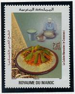 Maroc ** - N° 1458 - La Cuisine Marocaine.  Le Couscous - Morocco (1956-...)