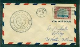 Meeting Aérien Buffalo 1929 - 1c. 1918-1940 Cartas