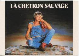 La Chetron Sauvage - Renaud En Concert 1986 (CP N°50 Neuve) - Zangers En Musicus