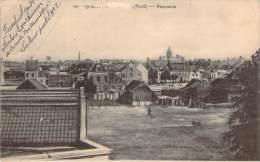 59 - 1914, Panorama (légende Censurée) - Ohne Zuordnung