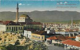 - Pays Divers - Ref- F715 - Macedoine - Macedonia - Uskuo - Mustapha Pascha Moschee - Mosquee Mustapha Pacha - - Macédoine
