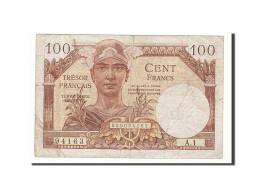 France, 100 Francs, 1947, Non Daté, KM:M9, TB+, Fayette:VF 32.1 - Treasury
