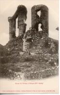 43. Allegre. Ruines Du Chateau - France