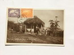 Cpa   FAMILLE  HAITIENNE   - Plaine Du Cul De Sac - Haïti