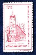 CSSR 1970 CHOMUROV EXPO FIL. CINDERELLA VIGNETTE MNH** - Varietà & Curiosità