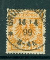 DR 1889   Yv 49, Mi 49 (o)   Used - Allemagne