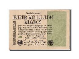 Allemagne, 1 Million Mark, 1923, KM:102a, 1923-08-09, TTB - [ 3] 1918-1933 : Weimar Republic