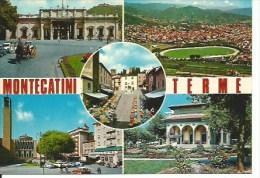 MONTECATINI : Terme - Multivues - Italia