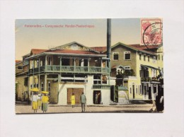 Cpa   SURINAME   SURINAM  PARAMARIBO  1930. - Surinam