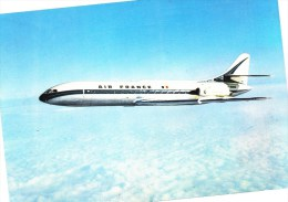 AIR FRANCE - Caravelle - 1946-....: Era Moderna