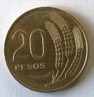 20 Pesos 1970 - URUGUAY - - Uruguay