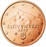Slovakije 2016     1 Cent      UNC Uit BU  UNC Du Coffret  !! - Slovaquie