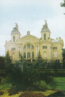 Rumania--1992--Cluj-Napoca--Teatro Nacional-----a, Francia - Rumänien