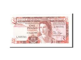 Gibraltar, 1 Pound, 1988, 1988-08-04, KM:20e, NEUF - Gibraltar