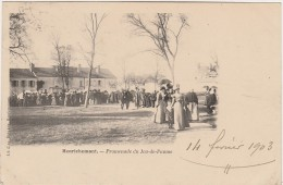 CPA - 18 -  HENRICHEMONT  - 034 - Henrichemont