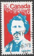 Canada. 1970 Louis Riel Commemoration. 6c Used. SG 657 - Used Stamps