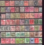 Lot De 90 Timbres Du JAPON - Collezioni & Lotti