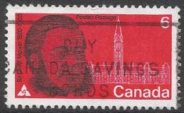 Canada. 1970 Sir Oliver Mowat Commemoration. 6c Used. SG 659 - 1952-.... Reign Of Elizabeth II