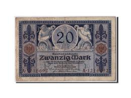 Allemagne, 20 Mark, 1915, KM:63, 1915-11-04, TB - [ 3] 1918-1933 : République De Weimar